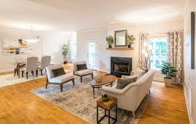 Living Room Staging Home Staging Services And Interior Design