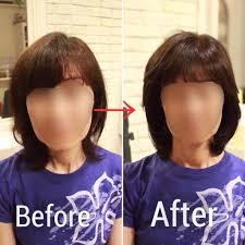 施術例beforeafter あなたは クセ毛縮毛矯正をしなければどうにも