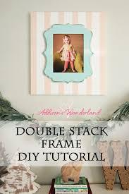 double stack frame diy 2lb