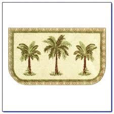 palm tree bath rug palm tree rug co palm tree bath rug set