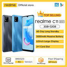 realme C11 2021 NFC Global Russian ...
