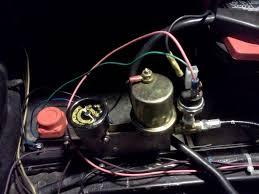 oil pressure sender options attachments