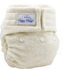 Happy Heinys Organic One Size Hempy Natural Baby Care Solutions