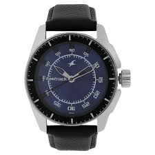 fastrack purple round dial leather strap og watches for guys nk3089sl01 at best in india titan co in fastrack