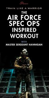 Train Like A Warrior The Air Force Spec Ops Inspired Workout Primer