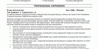 Accountant Resume Examples Amazing Accountant Resume Sample Accountant Resume Resume Sample Resume