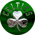 Metallic Boston Celtics Logo by WyckedDreamz on DeviantArt
