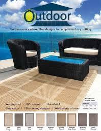 outdoor rug range belgium made rugats nz s pioneering