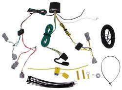 4 pole trailer wiring harness for 2017 toyota tacoma etrailer com Toyota Tacoma Wiring Harness t one vehicle wiring harness with 4 pole flat trailer connector toyota tacoma wiring harness