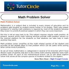 website that helps solve math problems essay writing for st writing a website in an essay