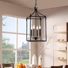interior lantern lighting. The Gray Barn Calloway Hill Iron 4-light Hanging Lantern Interior Lighting T