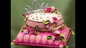 Birthday Fancy Cakes Youtube