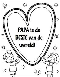 Afbeeldingsresultaat Voor Stropdas Kleurplaat Vaderdag Papa