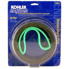 kohler engine parts kohler engines combo air filter part 47 883 01 s1