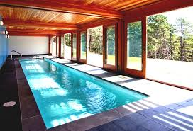 Luxury Homes With Indoor Pools - Interior Design