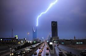 هطول أمطار غزيرة على الرياض ولا تعليق للدراسة حتى الآن   صحيفة تواصل  الالكترونية