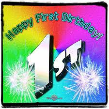 Happy 40st Birthday Wishes For Baby Girls And Boys WishesAlbum Impressive First Birthday Quotes