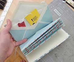 DIY Envelope Book
