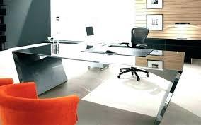 small modern office desk. Modern Glass Executive Office Desk \u2013 Design Desk, Ultra Small