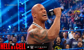 The Rock makes triumphant WWE return with People's Elbow and ...