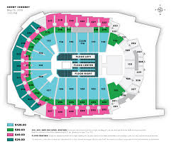 Sap Center Seating Chart Concert 17 Unmistakable Kenny Chesney Arrowhead Seating Chart 2019