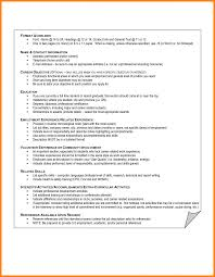Hobbies Andests On Resume Examples New In Example Best Free