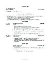Cashier Resume Description Front End Cashier Resume Epic Grocery Store Cashier Job Description 59