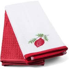 Набор <b>кухонных полотенец TAC</b> Pomegranate, 2 шт в ...
