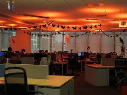 office bay decoration themes. Unique Decoration Diwali  Bay Decoration ECS Pune India With Office Themes