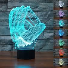 3d led bedroom sleep lighting wind chimes luminaria table lamp kids touch usb switch dreamcatcher shape night lights home decor