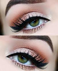 prom makeup 31 pretty eye makeup looks for green eyes 27 chagne