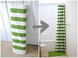 shower curtain diy, home decor, do it yourself, you don't have