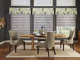 Curtains Window Curtains For Dining Room Decor Dining Room Window - Bay window in dining room