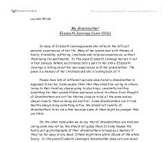 tips for crafting your best grandmother essay my grandmother essay my grandmother essay in english for kids of class 1 to 3 the question asked us to explain our greatest inspiration or to