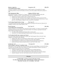 Sample Brown Admission Essay Chief Administrative Officer Resume