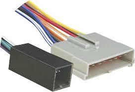 metra turbo wire aftermarket radio wire harness adapter for select metra turbo wire aftermarket radio wire harness adapter for select ford vehicles multicolor