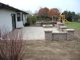 paver patio with firepit bobs grading patio and fire pit traditional patio paver patio with fire