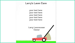 Lawn Care Flyer Template Word Recent Free Lawn Care Flyer Templates Word For June 2014 Af