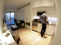 Small Picture High Tech Millennial Lifestyle Inspires Micro Apartment Boom Curbed