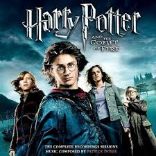 harry potter and the goblet of fire soundtrack recording sessions by patrick doyle
