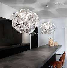 modern hanging lighting. New Modern Luceplan Hope Apple Pendant Lamp Dining/Living Room Suspension Hanging Light Bedroom Clear Acrylic Study Lobby Chandelier Lighting Y