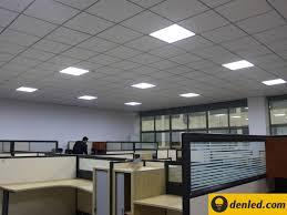 Lý do nên lựa chọn đèn led cho chiếu sáng không gian văn phòng