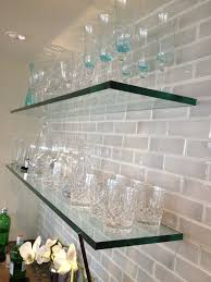 chicago glass shelving chicago bar glass shelves chicago tempered glass shelves chicago shower glass shelves