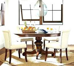 dining room rug size beautiful for table round standard what my 60 inch di