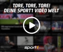 Live tv stream of sport 1 broadcasting from germany. Sportnachrichten Aktuelle News Livesport Sport1