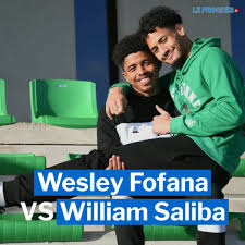 Select from premium william saliba of the highest quality. Juste Avant Le Derby On A Rencontre Le Progres Gier Pilat