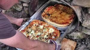 Wie Wir Einen Pizzaofen Bauen Und Darin Pizza Backen Youtube