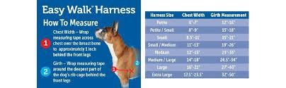Petsafe Easy Walk Harness Black Silver Medium Large