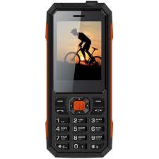 Мобильный <b>телефон Vertex</b> К208 Black - характеристики ...