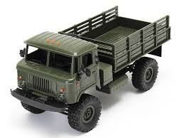 <b>Радиоуправляемая игрушка</b> Green WPLB 24 R - ElfaBrest